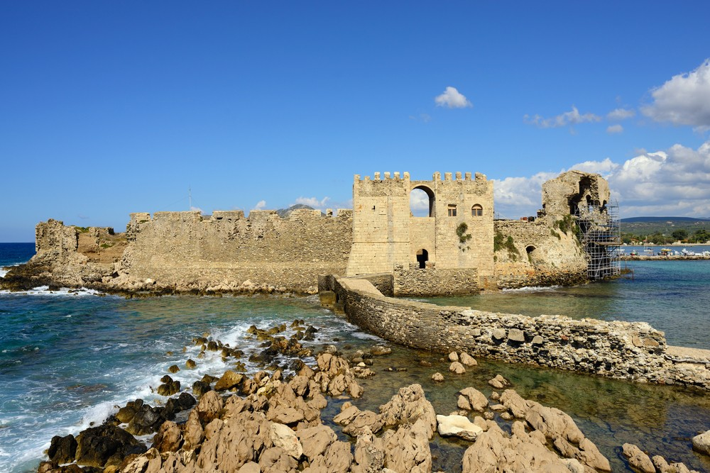 Methoni-kastro