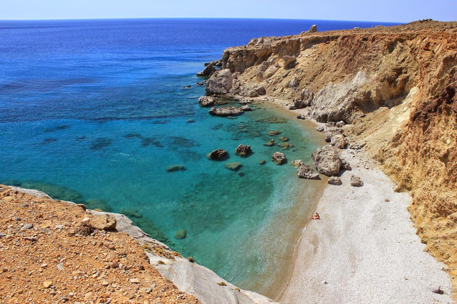 Άγιος Νικήτας, Παραλία στο Ηράκλειο Κρήτης