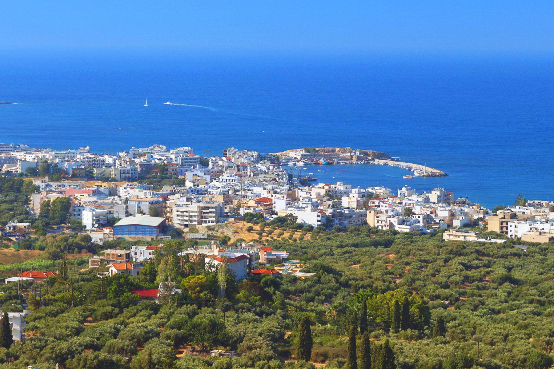 Χερσόνησος, Ηράκλειο, Κρήτη