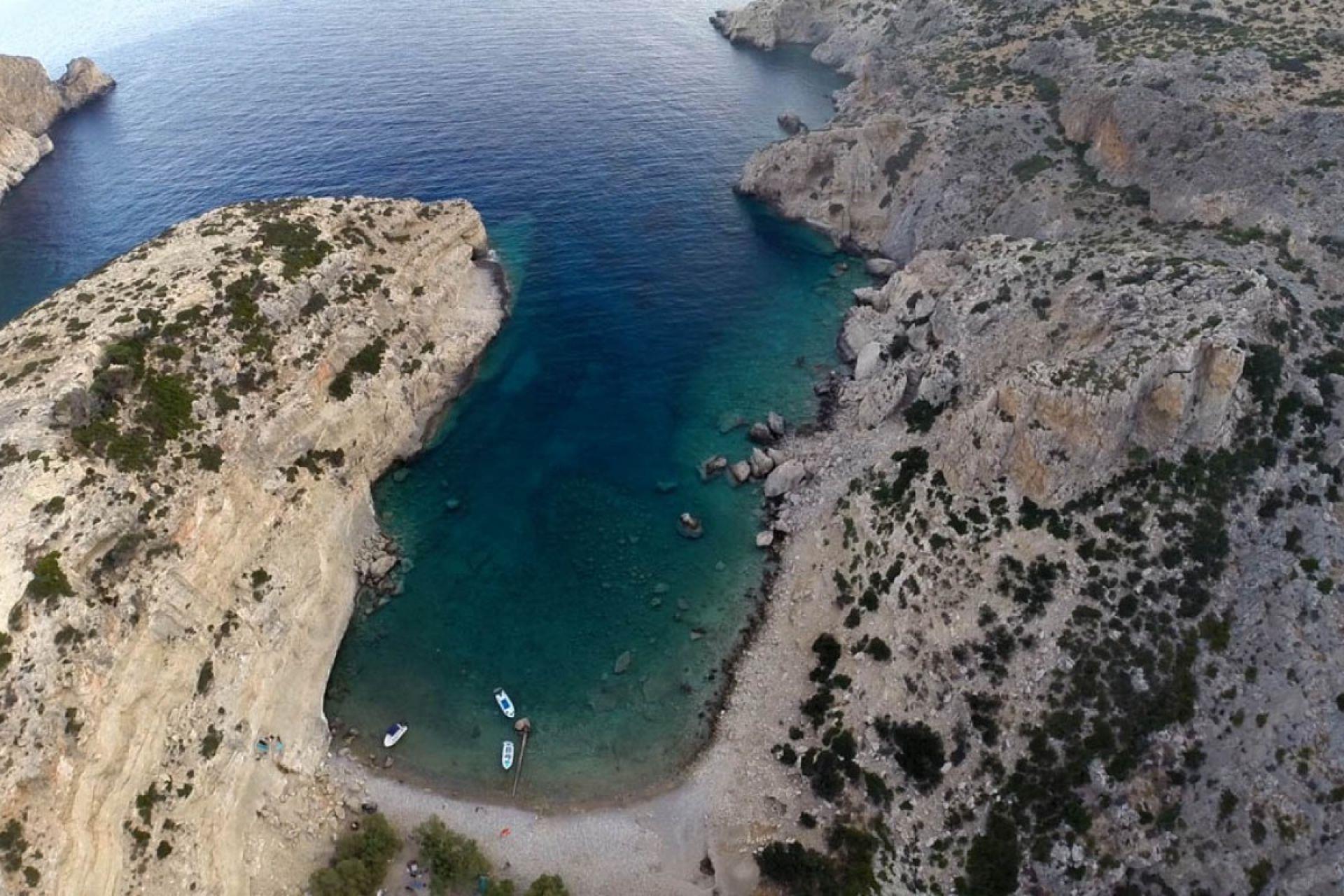 Μάρτσαλο, Παραλία στο Ηράκλειο Κρήτης