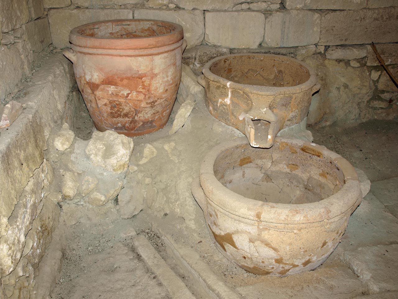 Μινωικά Κρασιά, Ηράκλειο, Κρήτη