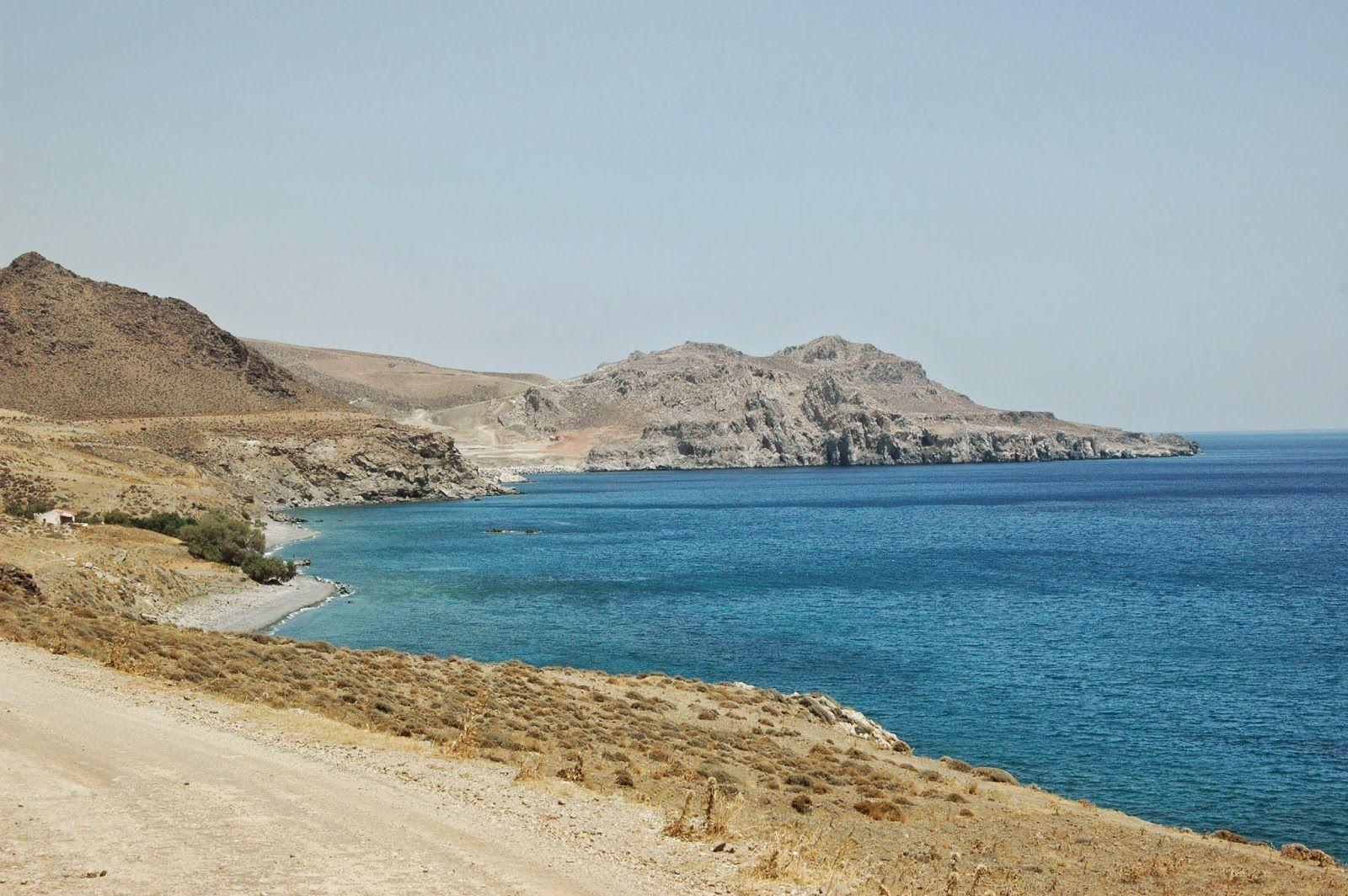 Τράφουλας, Παραλία στο Ηράκλειο Κρήτης